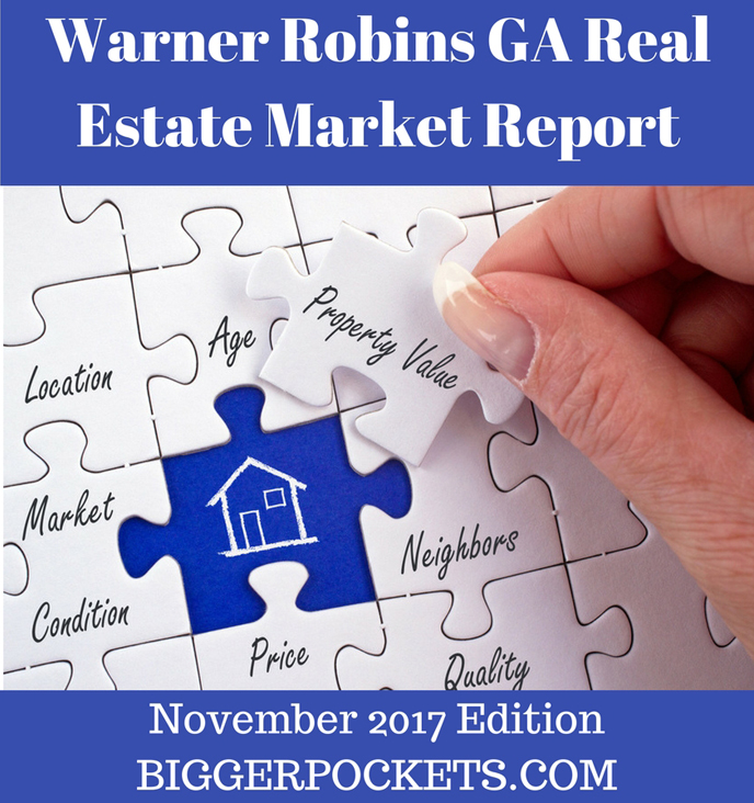 Warner robins ga real estate market report   november 2017 edition