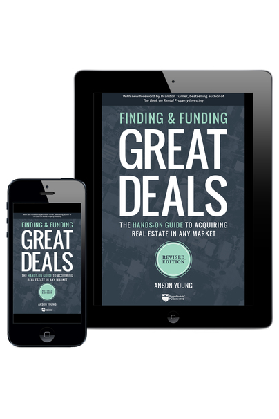 Finding and Funding Great Deals - e-book cover