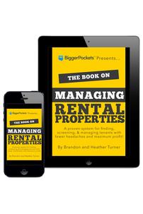 Managing Rental Properties Ebook cover