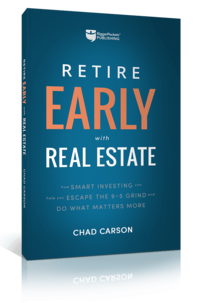 Retire Early With Real Estate eBook cover