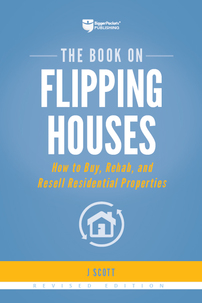 The Book on Flipping Houses Audiobook New Edition cover