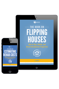 The Complete Guide To Flipping and Rehabbing eBook New Edition cover