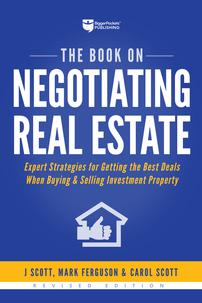 Negotiating Real Estate Ebook cover