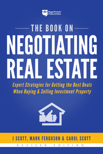 Negotiating Real Estate Paperback cover
