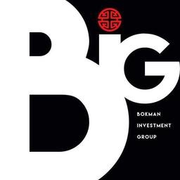 Large bokman investment group logo