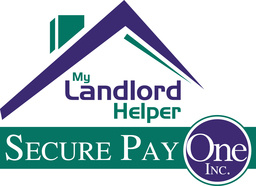 Large my landlord secure pay one logo