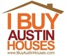 Medium i buy austin houses full color logo