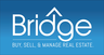 Medium bridge logo with tagline 01