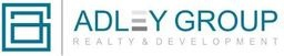 Large adley group logo white background