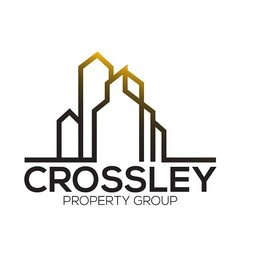 Large crossley property group logo