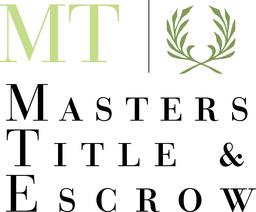 Masters Title & Escrow Logo