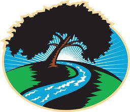 Hickory River Homes Logo