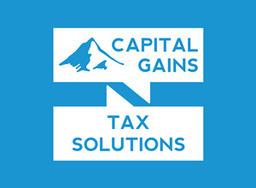 Capital Gains Tax Solutions  Logo