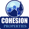 Medium cohesion properties logo vertical