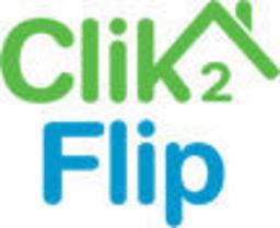 Clik2Flip - REI Calculator Logo