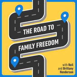 The Road to Family Freedom Logo