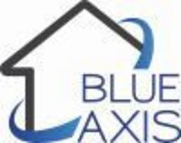 Blue Axis Property Management Logo