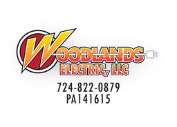 Woodlands Electric LLC Logo