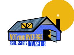 Not Your Average Real Estate Investor Logo