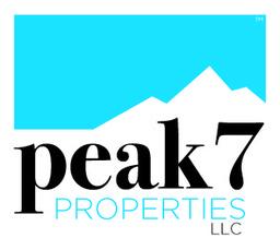 Large peak7 logo