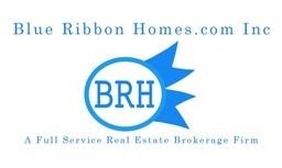 Blue Ribbon Homes Logo