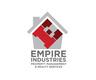 Medium empire logo gray