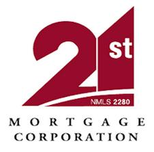 21st Mortgage Corporation logo