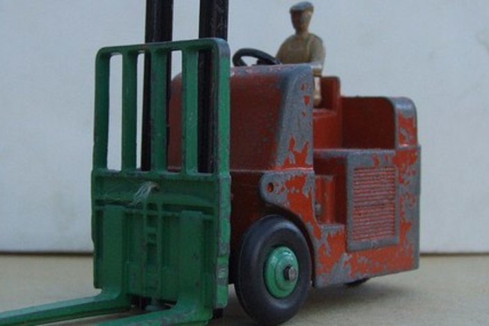 evicting without a forklift