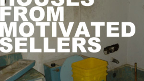 Pros and cons of buying houses from motivated sellers