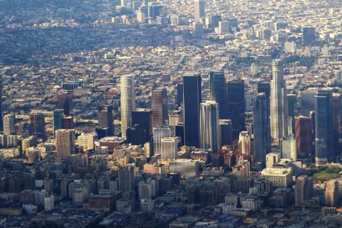Growth Slowing in LA