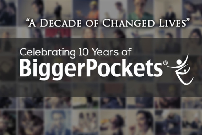 10 Years of BiggerPockets