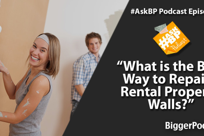 What is the Best Way to Repaint Rental Property Walls?