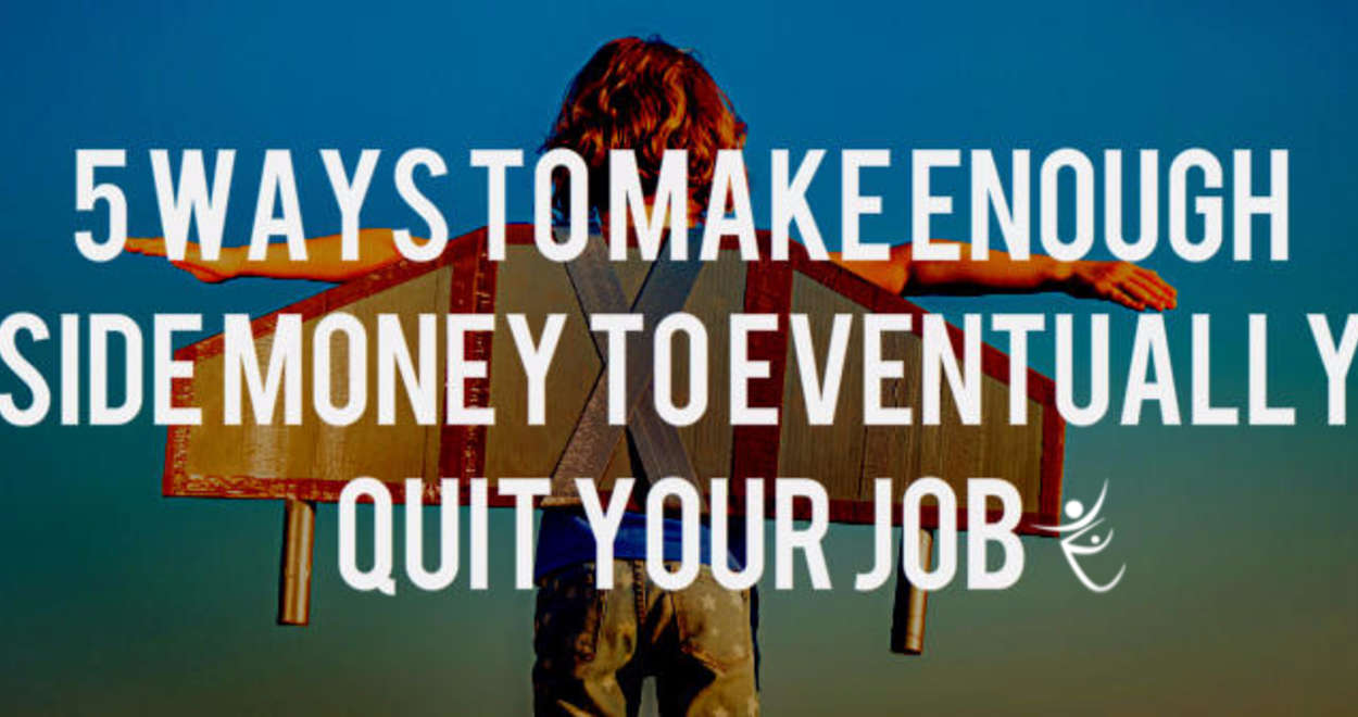 side-income-quit-job