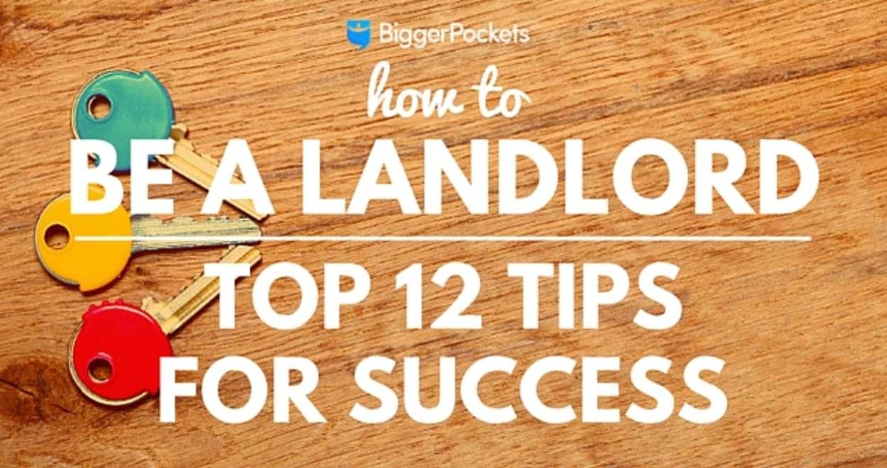 Lead be a landlord